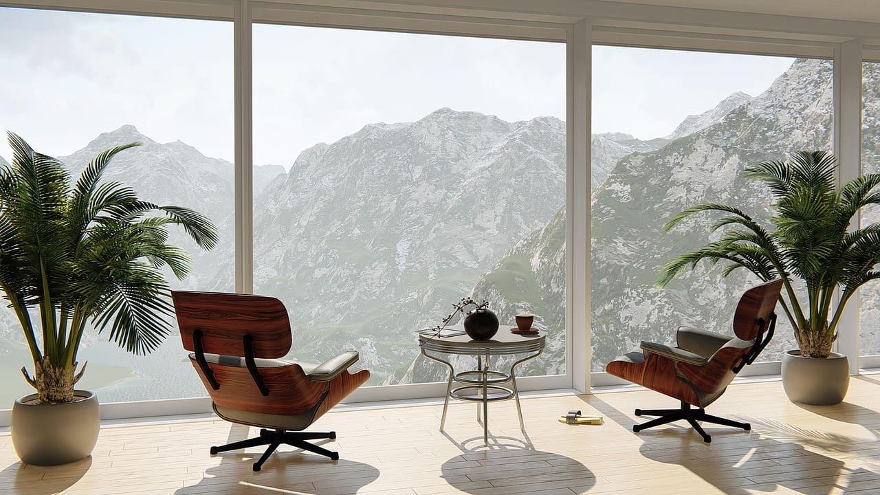 Modernisieren im Innen und Außenbereich